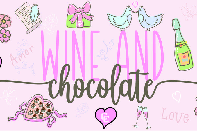 Wine and Chocolates