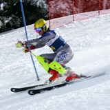 Tucker Scroggins '19 Sweeps Alpine Ski Championships