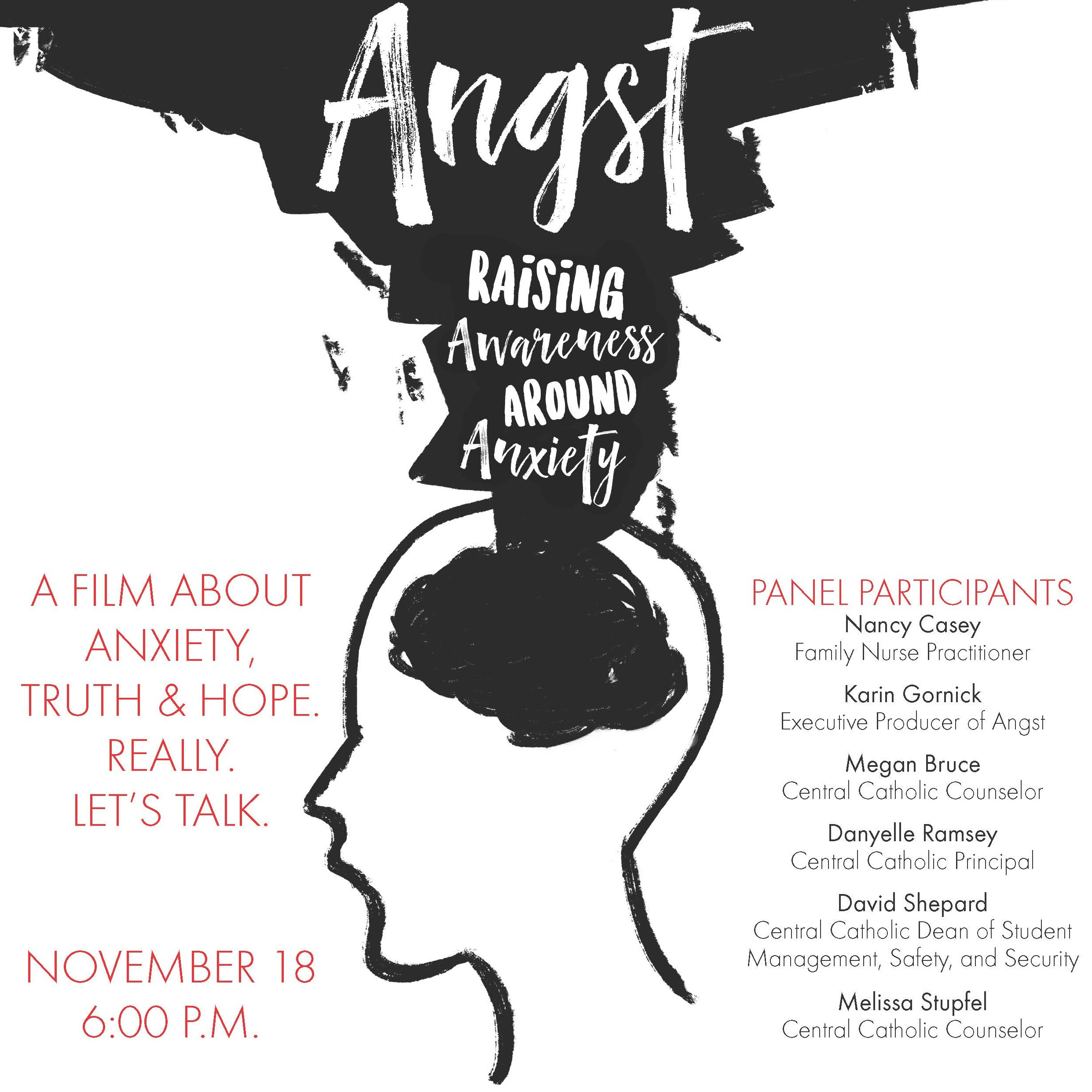 Angst Documentary and Discussion
