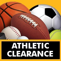 2017 Spring Athletic Clearance