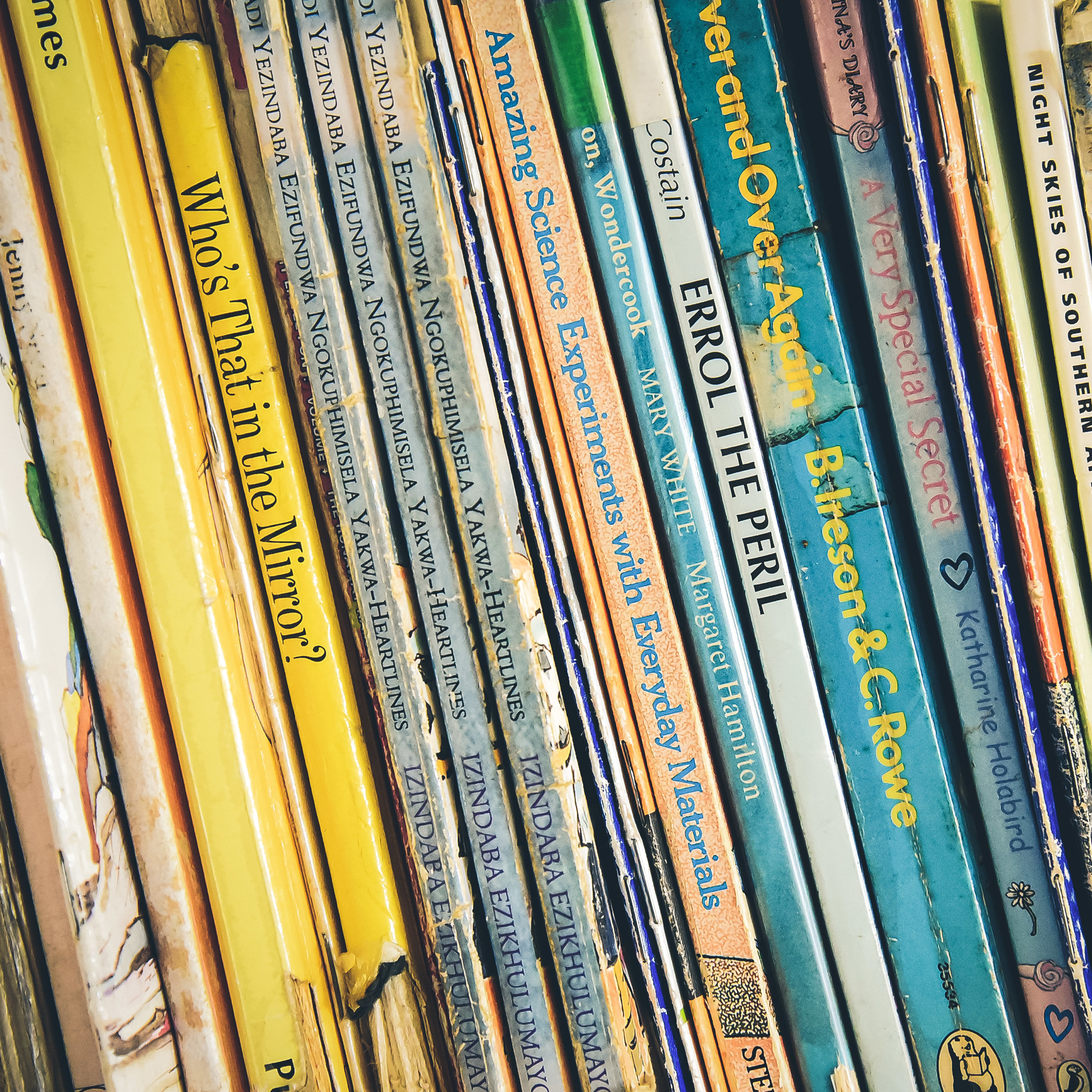 National Honor Society organizing Children's Book Drive