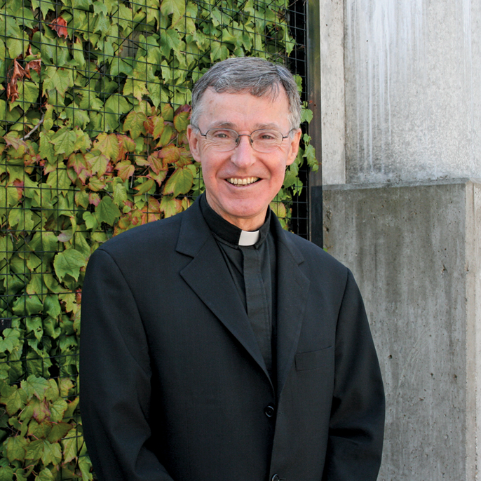 Monsignor Tim Murphy to receive Lead. Learn. Proclaim. Award
