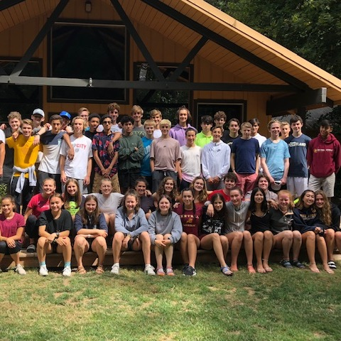 Cross Country Team Camp