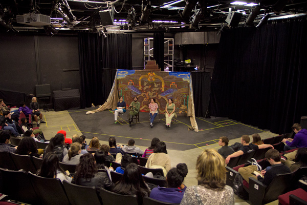 Milagro Theater Comes to Central Catholic