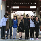 Rams Attend Student Diversity Leadership Conference