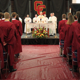 Baccalaureate Mass Photos