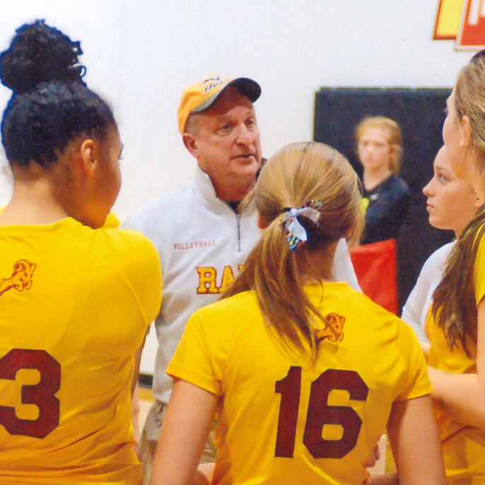 Coach Rick Lorenz Hits 1,300 Career Wins