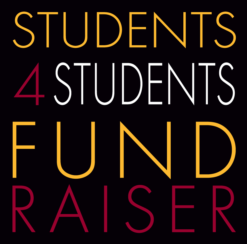 The All-New Students4Students Fundraiser Is Here!