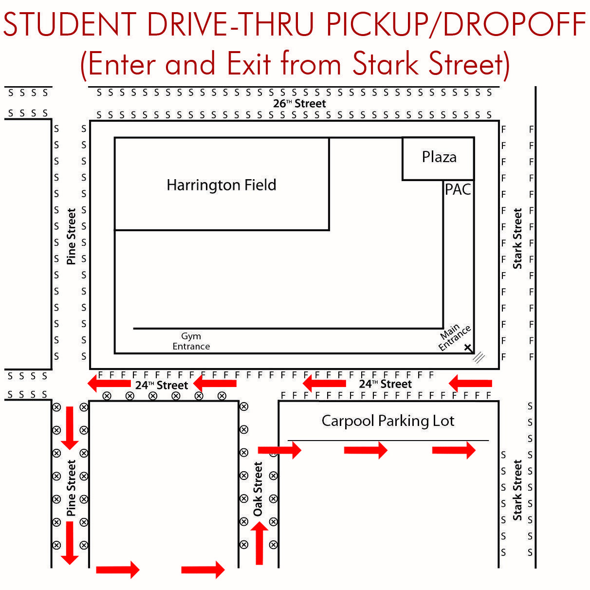 Drive-Thru Locker/Yearbook Pick-Up