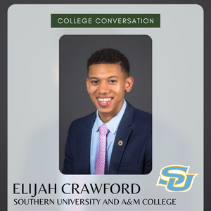 College Conversation: Elijah Crawford '18
