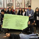 Students Attend Asian American Summit