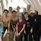 Boys' Swim Takes 5th in State